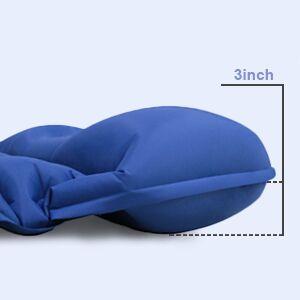 built-in pillow