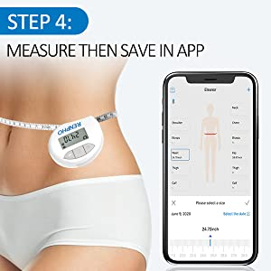 tape measure for body