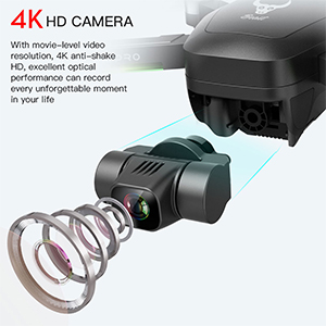 Das Ultra HD 4K-Luftbild