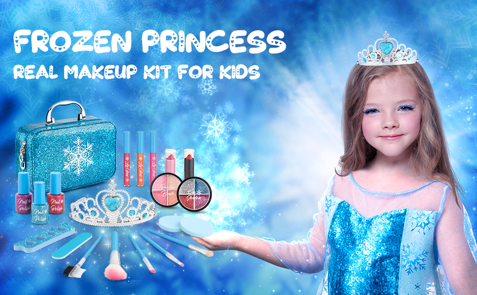 toys for girls kids makeup kit for girl 3 4 5 6 7 8 9 10 11 12  year old