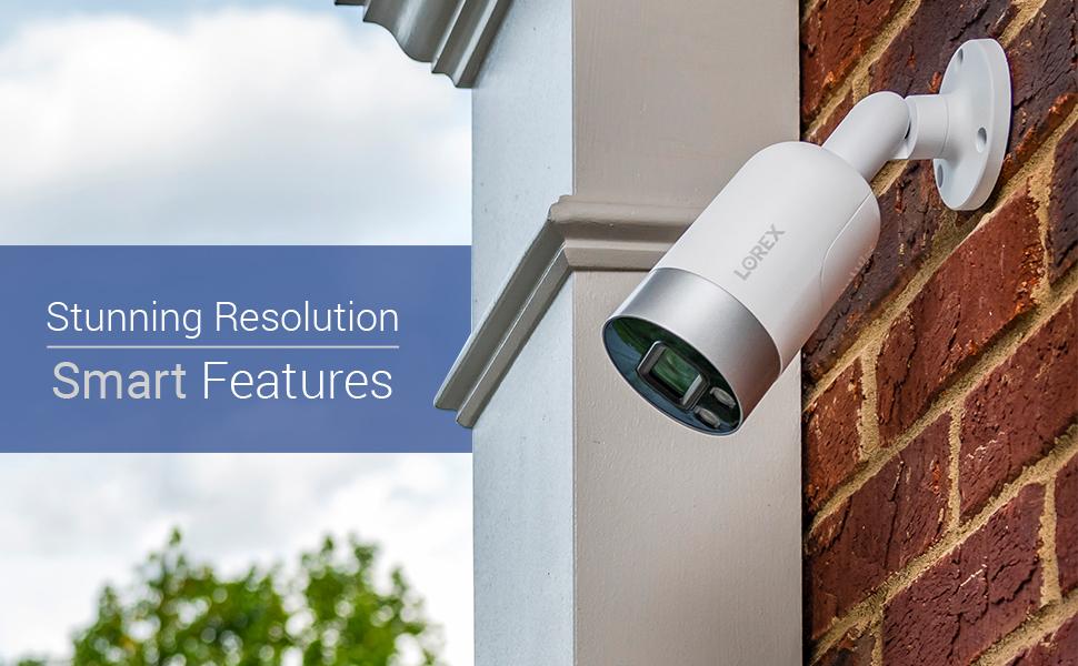 Stunning Resolution, Smart Features