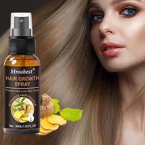 Serum Cabello,Hair Growth Serum,Anticaida Spray,Promote Hair ...