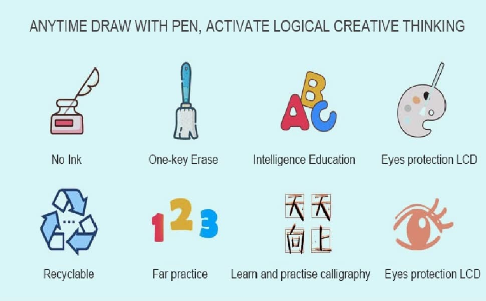 Any Time draw with pen
