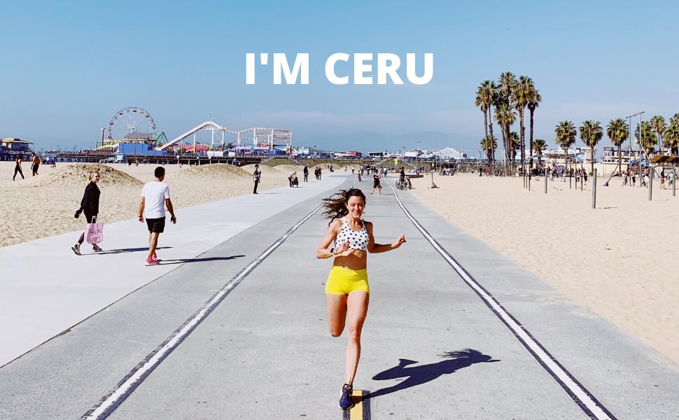 I'M CERU pre workout endurance fuel powder