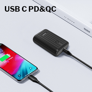 PD&QC Quick charge