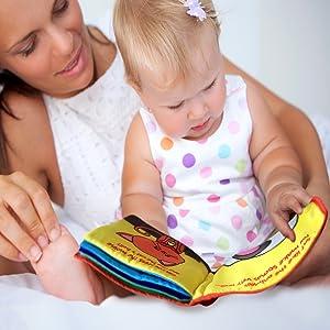 soft baby books