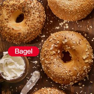 Bagel/toast