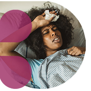 Illness Flu & Colds Vomiting, Diarrhea, & Sweating Chronic Illness