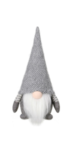 Grey Point Gnome 14 Inches