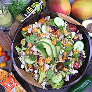 avocado sauce salads