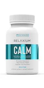 Relaxium Calm bottle