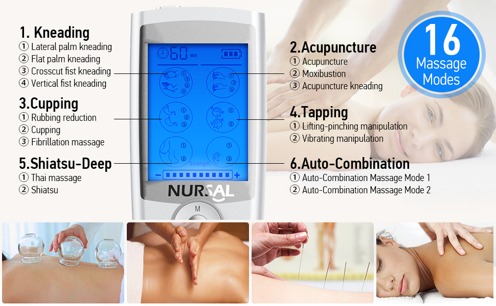 tens unit rechargeable