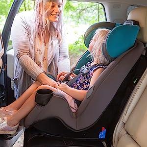 car seat mat