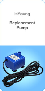 isYoung Pet Fountain Pump