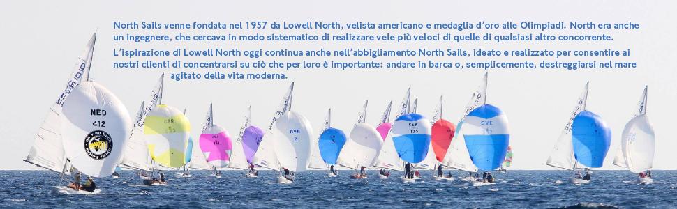 North sails information