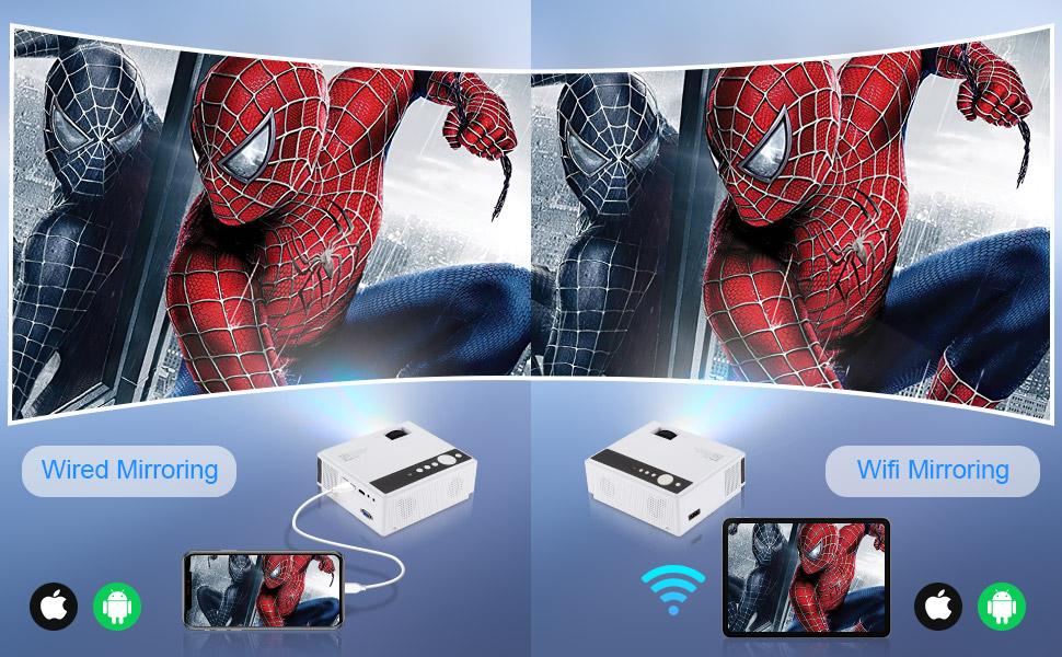 projector portable