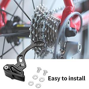 Eenvoudig te installeren