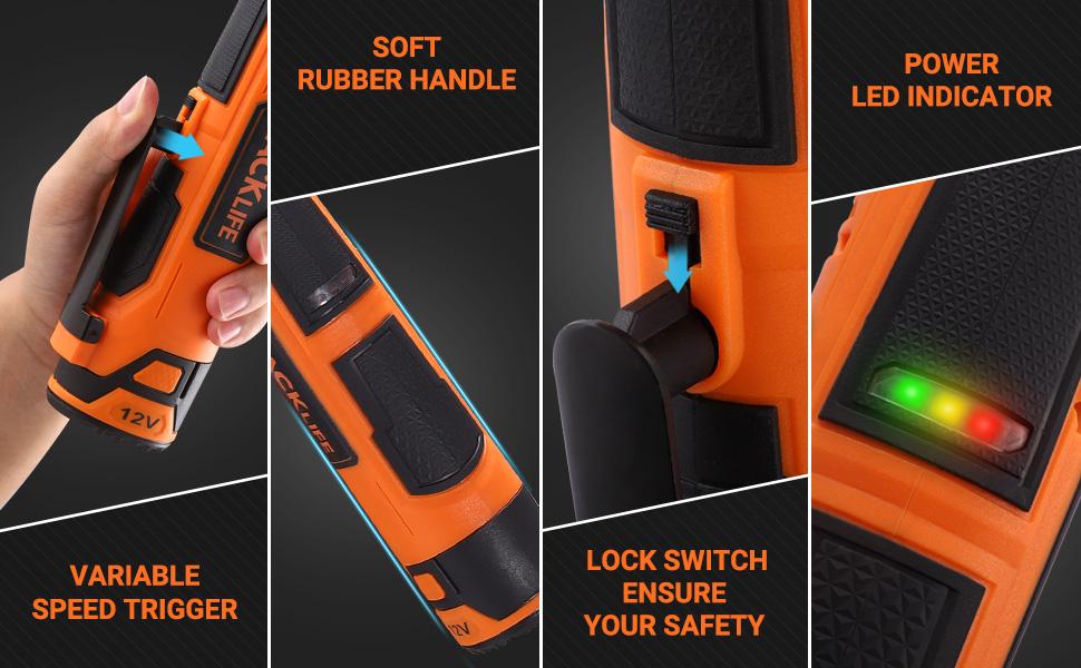 Power Wrench Tool Kit