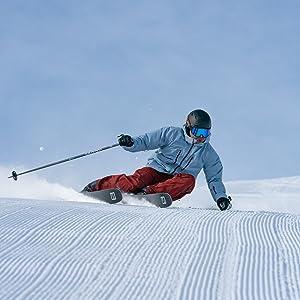 Salomon alpine ski