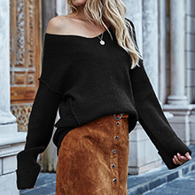 V Neck sweaters for women pullover