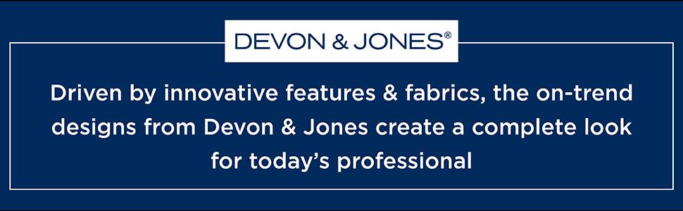 Devon and Jones innovative fabrics