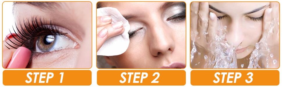 reusable natural lashes natural looking eyelashes