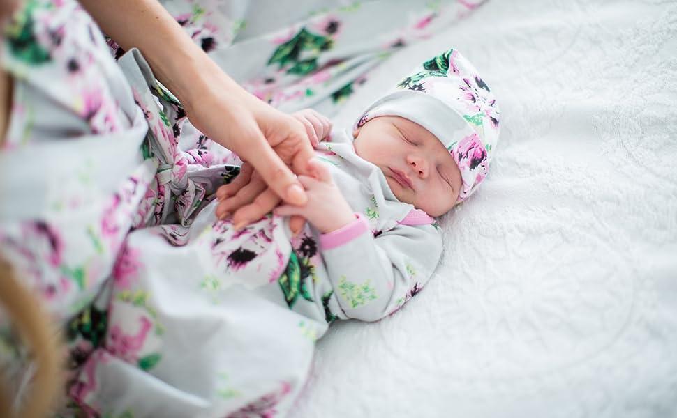 baby sets that match mom sleepwear