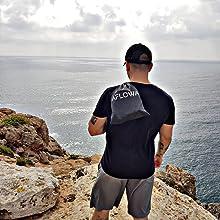 Aflowa Fitness - Kit de Bandas elásticas de Resistencia, Bandas de Resistencia 100% látex Functional Training, Crossfit, Yoga, Pilates, Bodybuilding, ...