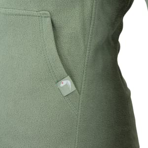 Hoodie front pocket