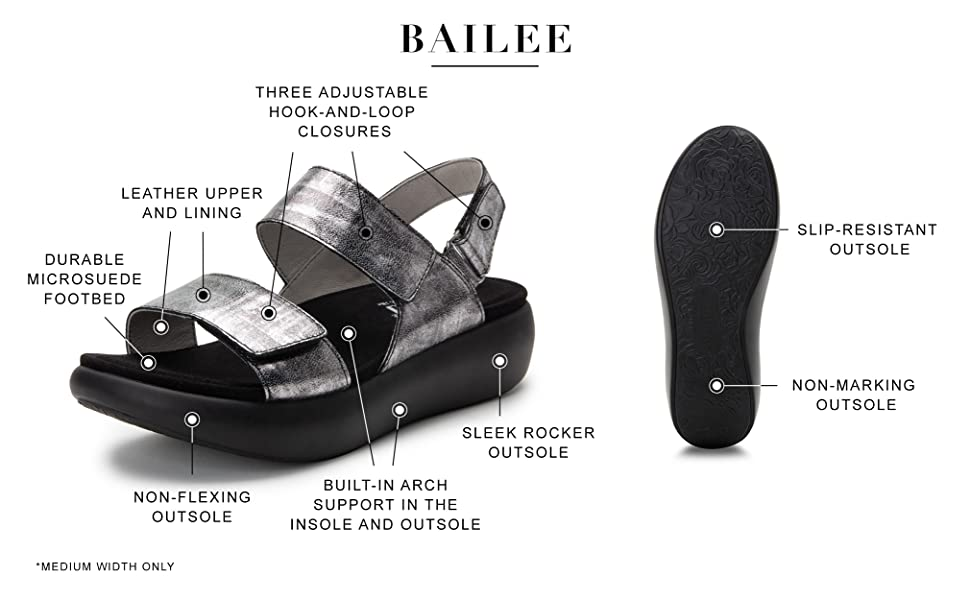 Alegria by PG Lite BAILEE cute and comfortable style shoes for women