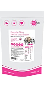 Everyday Whey Protein Concentrate