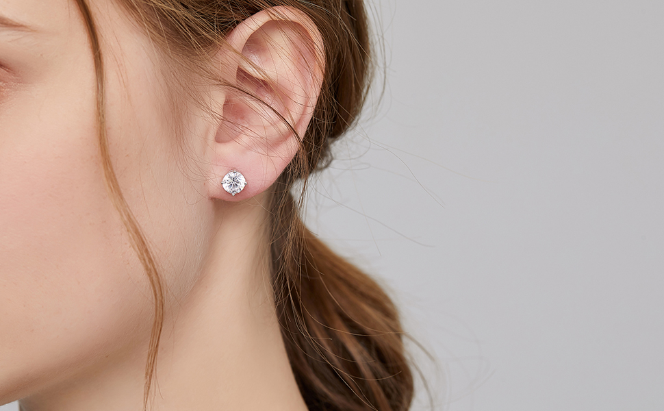 women stud earrings diamond earrings mens diamond studs cystal stud earrings