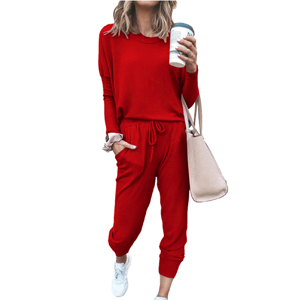 long sleeve tracksuit for women