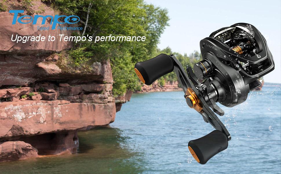 Upgrade to Tempo's performance