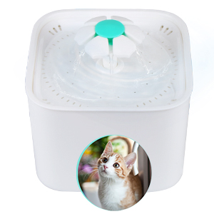 pet water fountain 2l