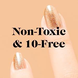 Non-Toxic & 10-Free