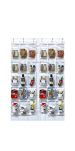 Pantry Organizer, Clear