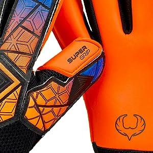 Renegade GK Vortex Series Goalkeeper Gloves
