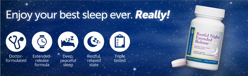Enjoy your best sleep ever. Really!