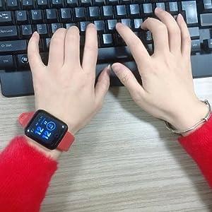work hand