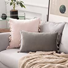 decorative pillow covers pillowcases cases shams bright