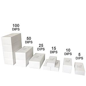 Identify Diagnostics 6 panel urine test dip screen packaging 5 10 15 25 50 100 fda clia waived