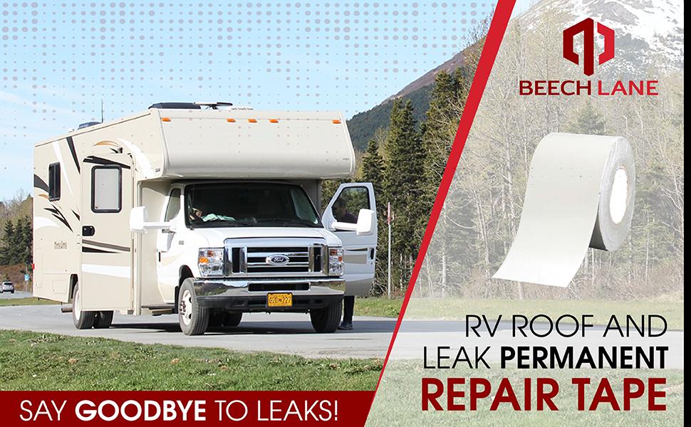Amazon Com Beech Lane Rv Roof And Leak Permanent Repair Tape 4 X