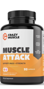 muscle builder dhea attack