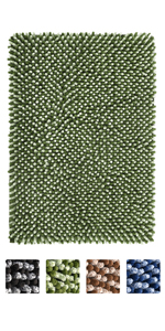 Absorbency: bath rug