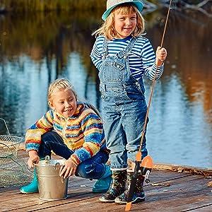 kid fishing rod
