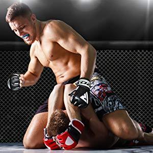 RDX Boxing MMA Martial Arts Muay Thai Handball Mouth Guard Gum Shield Kick Boxing