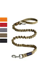 tactical dog leash
