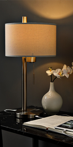 USB Table Lamp