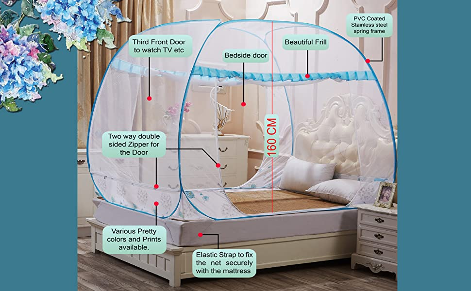 mosquito net for large bed